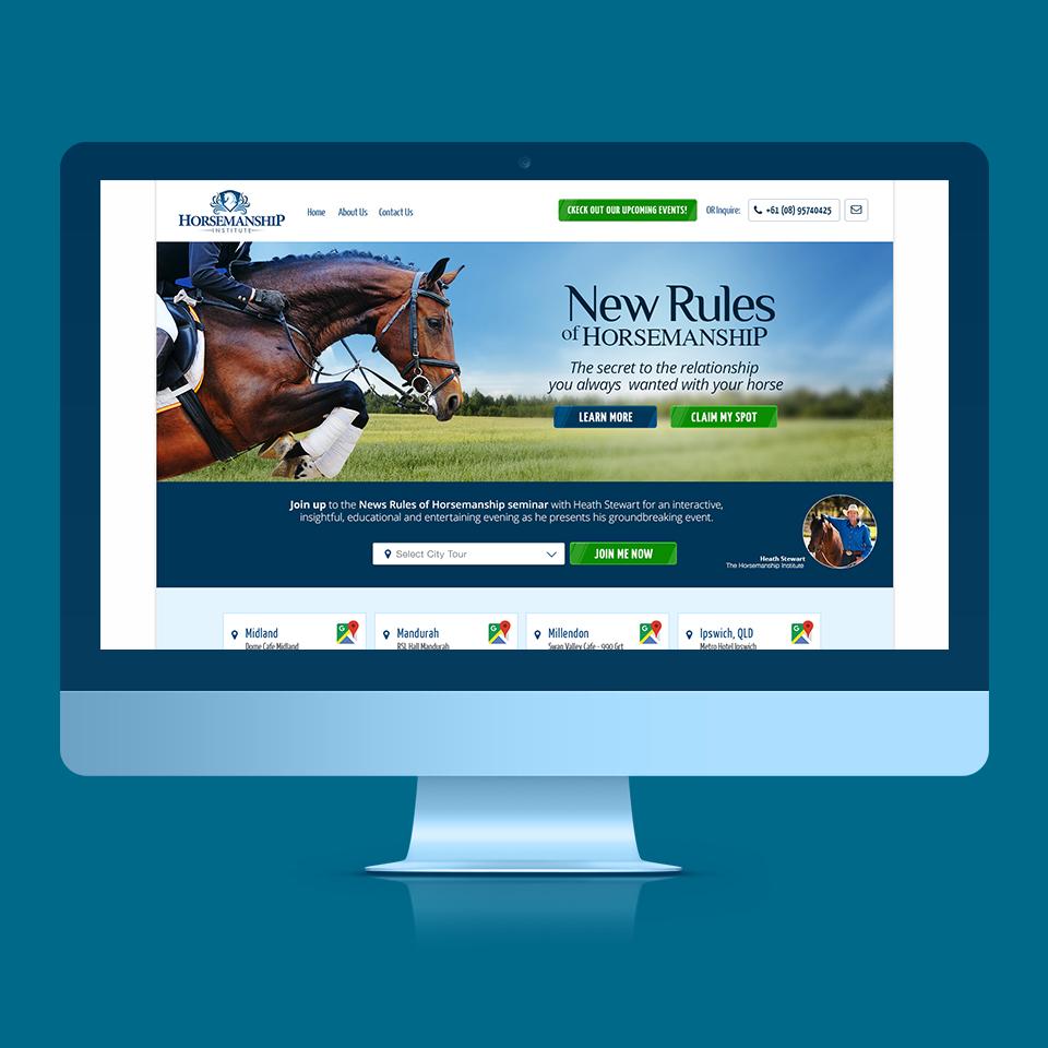 Horsemanship Institute